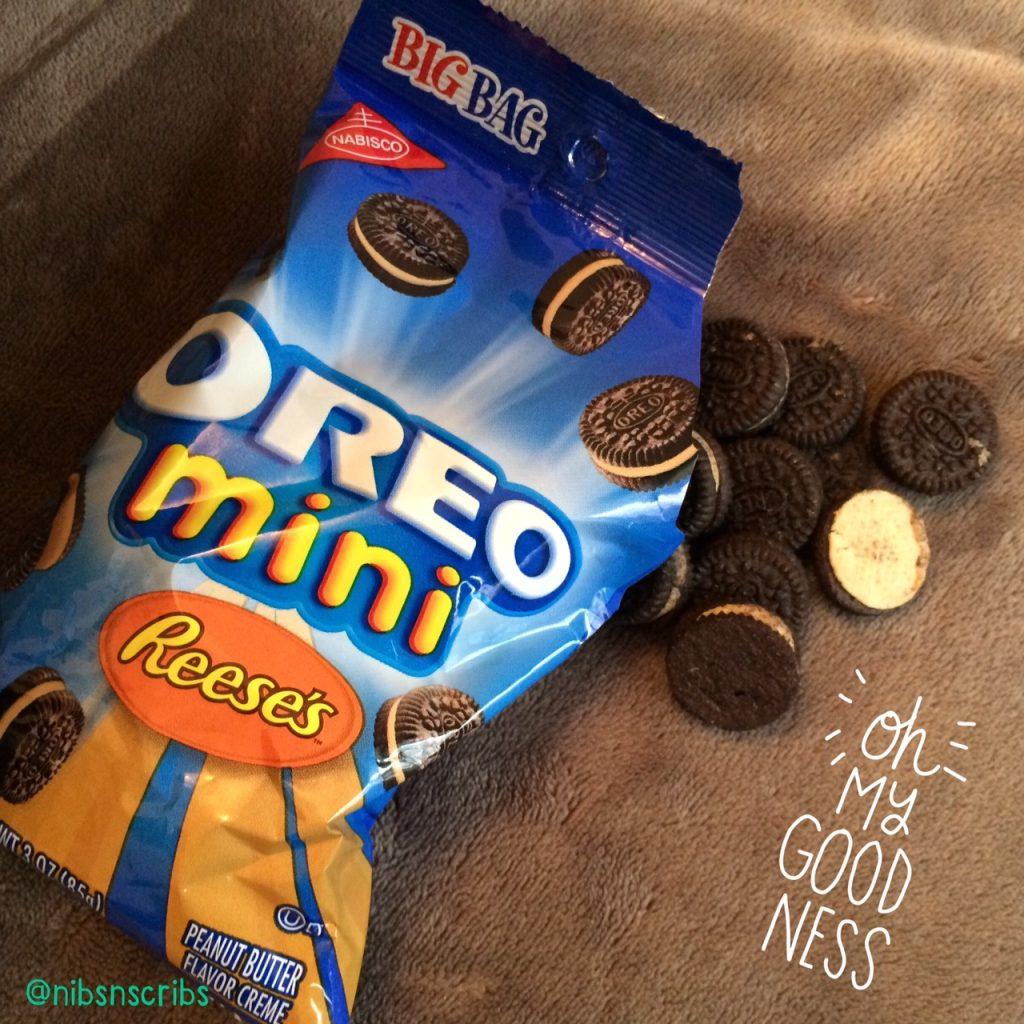 Reese's Peanut Butter Oreo Mini