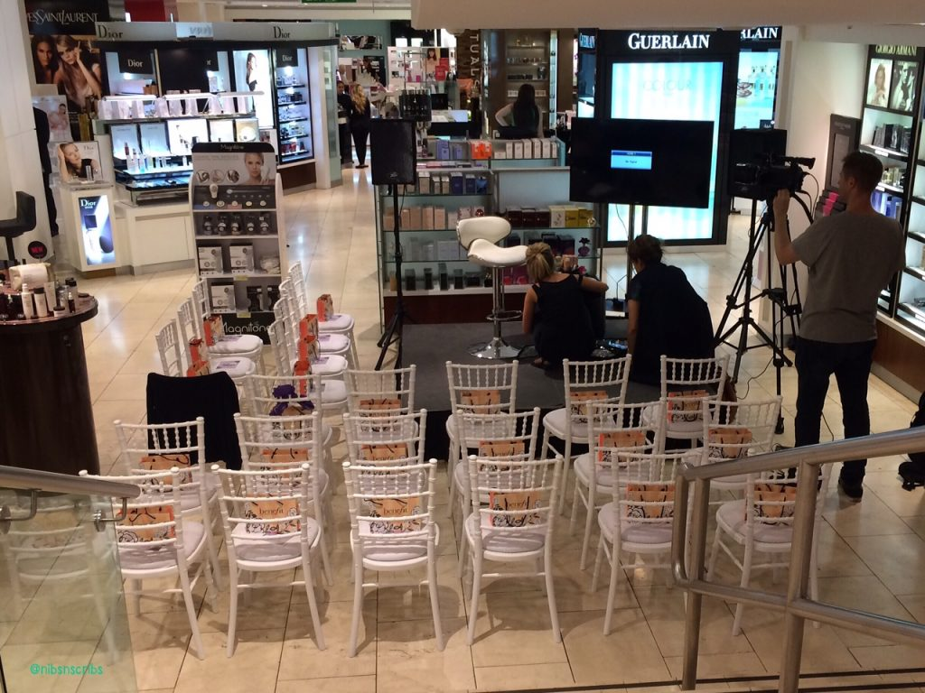 Benefit Cosmetics Make-up Master Class