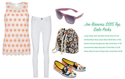 Joe Browns SS15 Sale Picks