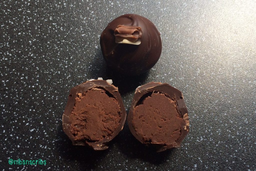 Noble and Stace Mineral Water Truffles