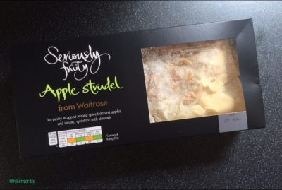Waitrose Apple Strudel