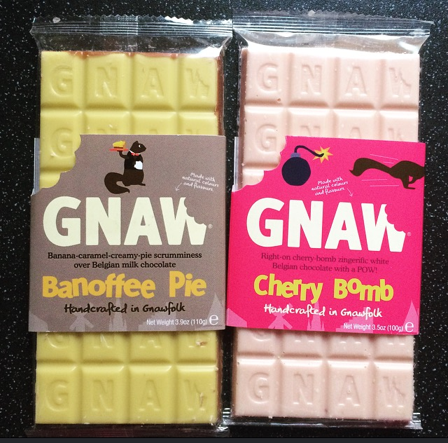 Gnaw Cherry Bomb & Banoffee Pie