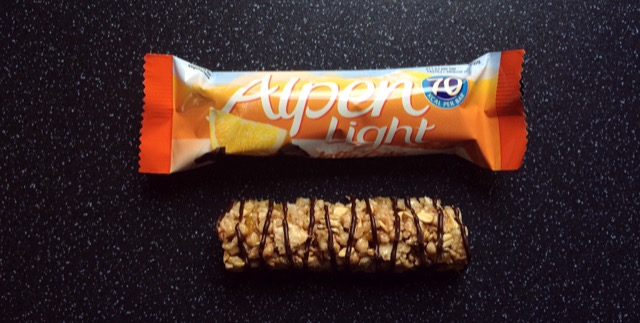 Alpen light jaffa cake banoffee nibbles n scribbles alpen light jaffa cake aloadofball Image collections