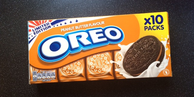 Peanut Butter Oreo UK