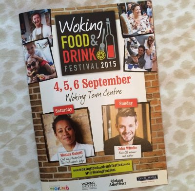 Woking Food Festival 2015