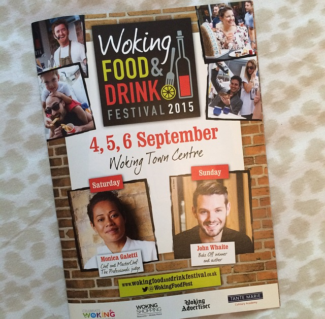 Woking Food & Drink Festival 2015