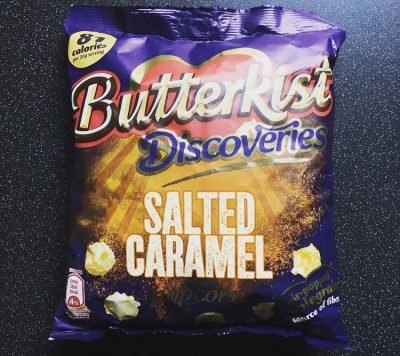 Butterkist Discoveries Salted Caramel
