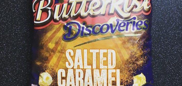 Butterkist Discoveries Salted Caramel