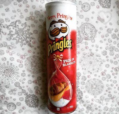Pringles Pigs in Blanket