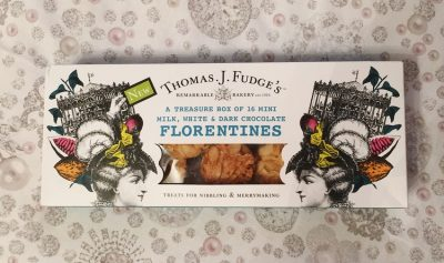 Thomas J Fudges Florentines