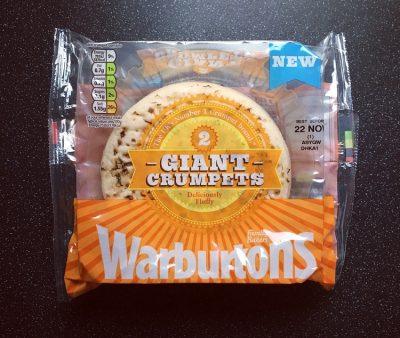 Warburtons Giant Crumpets