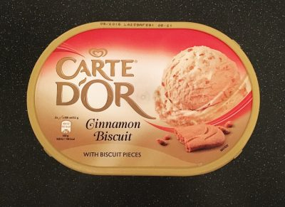 Carte D'or Cinnamon Biscuit