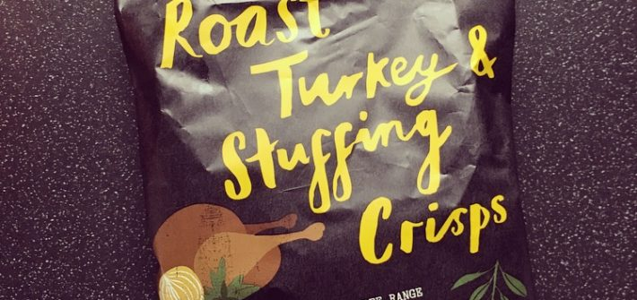 Tesco Finest Roast Turkey Stuffing Crisps