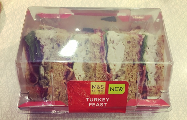 Marks and Spencer Turkey Feast