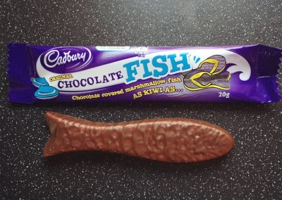 Cadbury Original Chocolate Fish