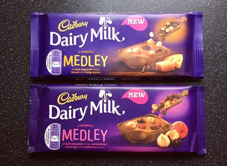 Dairy Milk Medley