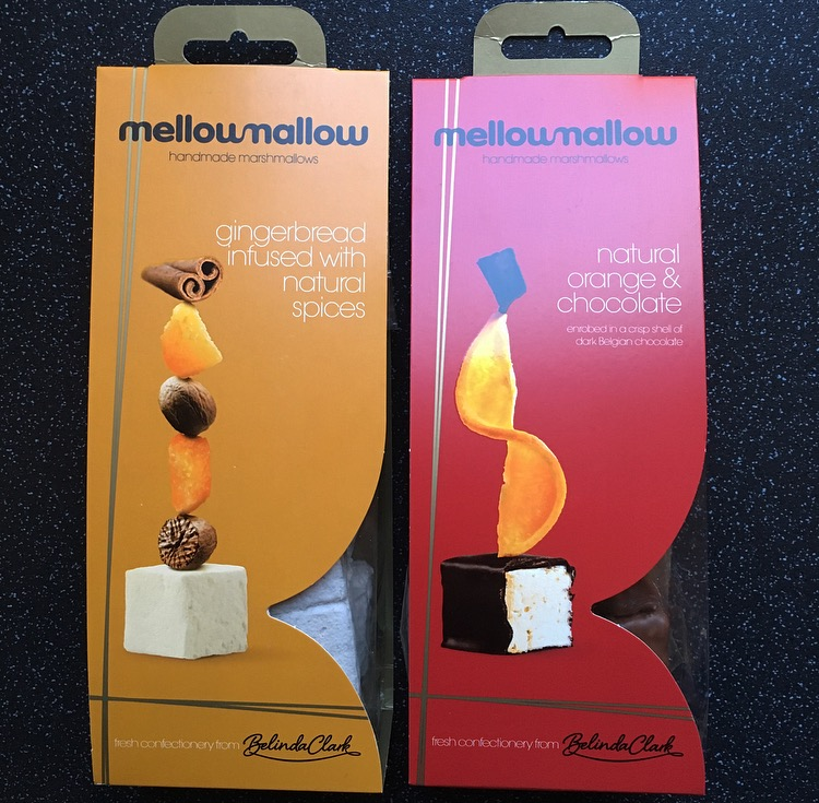 Belinda Clark Mellow Mallow Gingerbread & Natural Orange & Chocolate