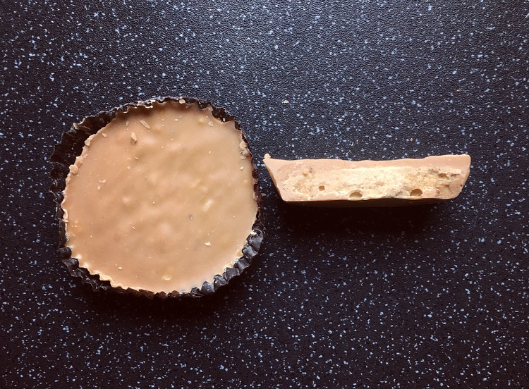 Boyer Butterscotch Peanut Butter Smoothie Cup