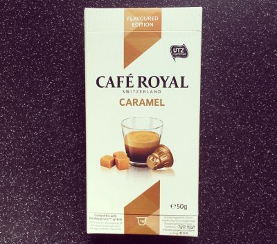 Cafe Royal Caramel Capsules