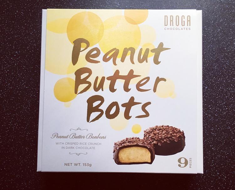 Droga Peanut Butter Bots