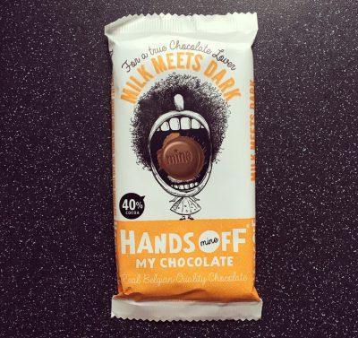 Hands Off My Chocolate Milk Meets Dark