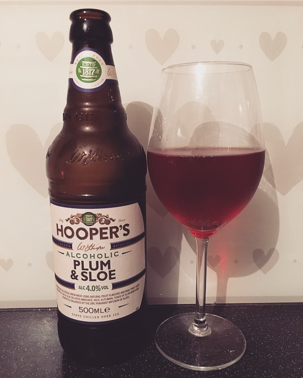 Hooper's Plum and Sloe