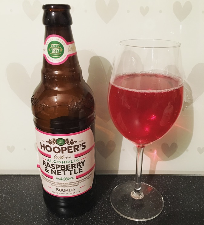 Hooper's Brew Raspberry & Nettle