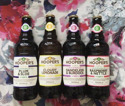 Hopper's Alcoholic Brews