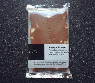 Hotel Chocolat Peanut Butter Slab