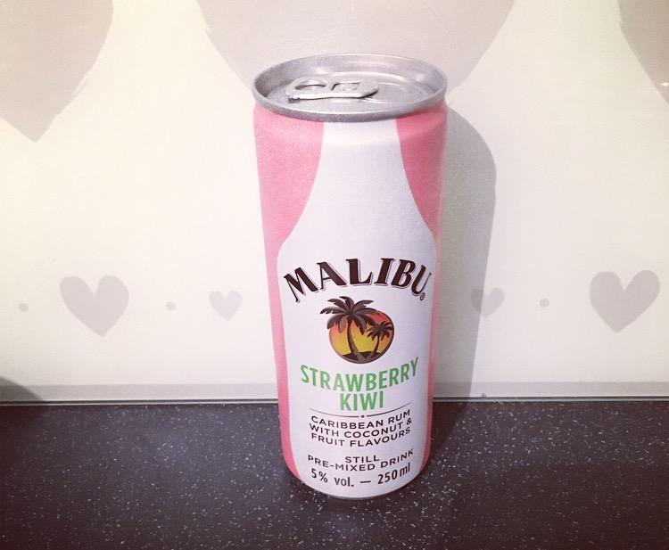 Malibu Strawberry Kiwi