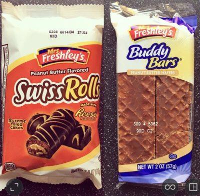 Mrs Freshley's Peanut Butter