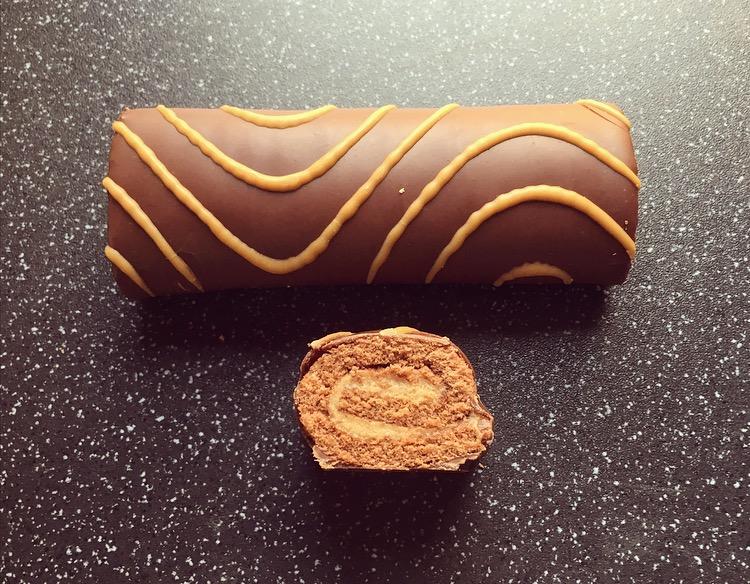 Mrs Freshley's Reese's Peanut Butter Swiss Rolls