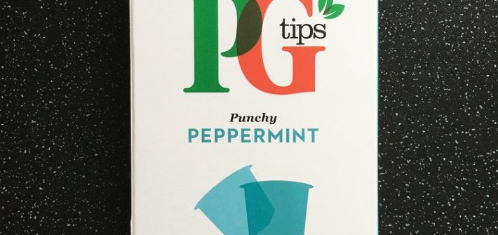 PG Tips Peppermint Capsules