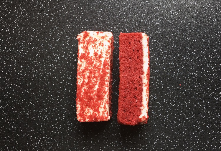 Tesco Red Velvet Cake Slices