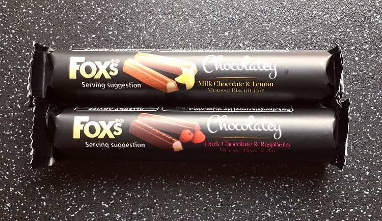 Fox's Chocolatey Mousse Bars