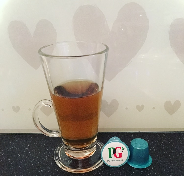 PG Tips Peppermint Nespresso Capsules