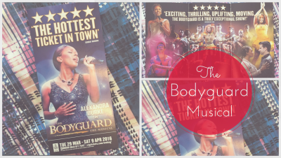 The Bodyguard Musical