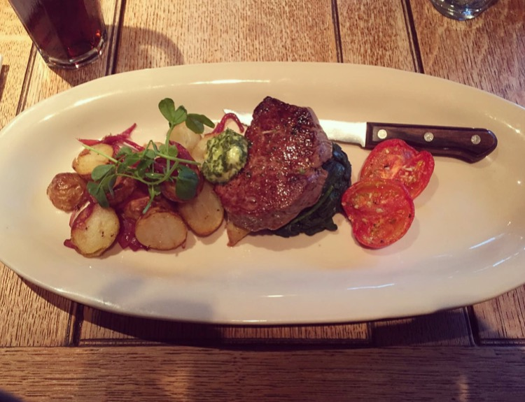 The Onslow Arms Fillet Steak