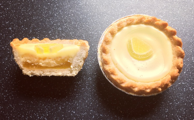 Asda Lemon Bakewells