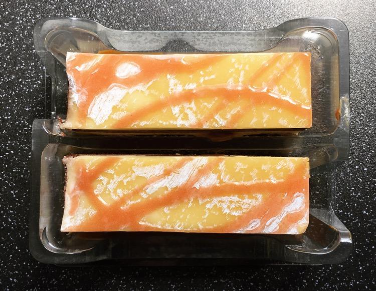 Banana & Dulce De Leche Slice