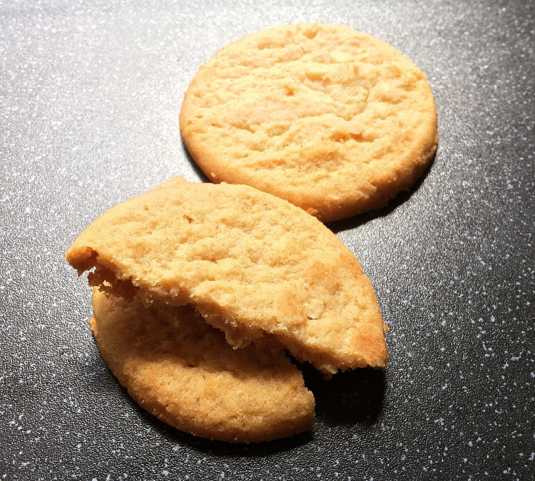 M&S Peanut Butter Cookie