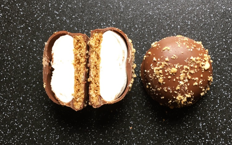 Mcvitie's Milk Chocolate Hobnob Teacakes