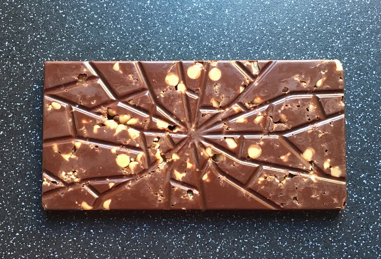 Art Meets Chocolate Peanut Butter Bacon