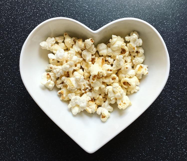 Nude Popcorn Sweet & Salty