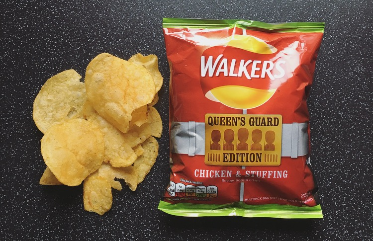 Walkers Chicken & Stuffing