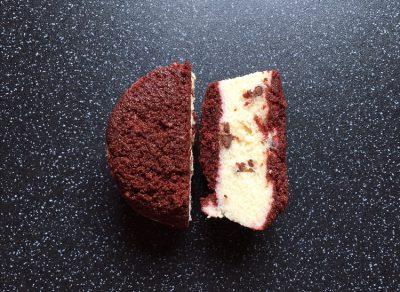 Asda Red Velvet Cheesecake