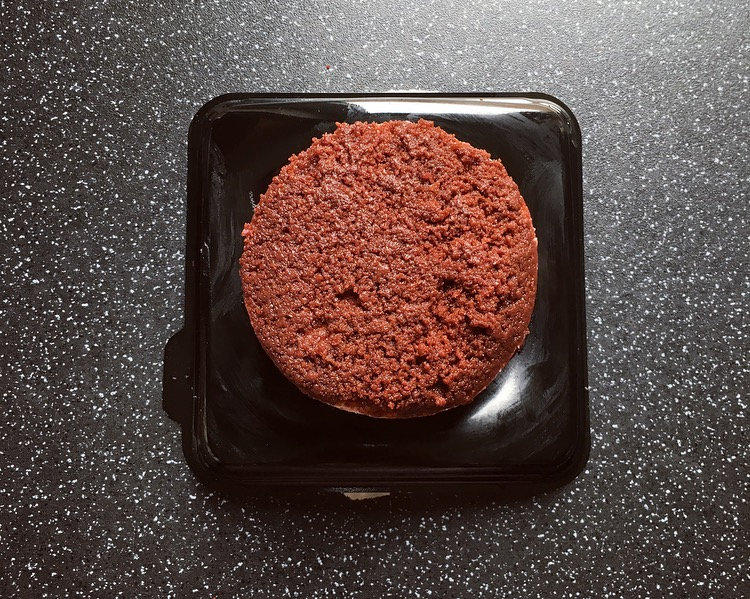 Asda Red Velvet Cheesecake Single