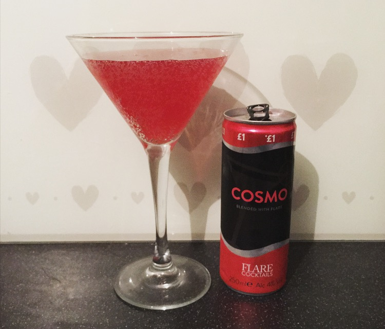 Flare Cosmo Cocktail