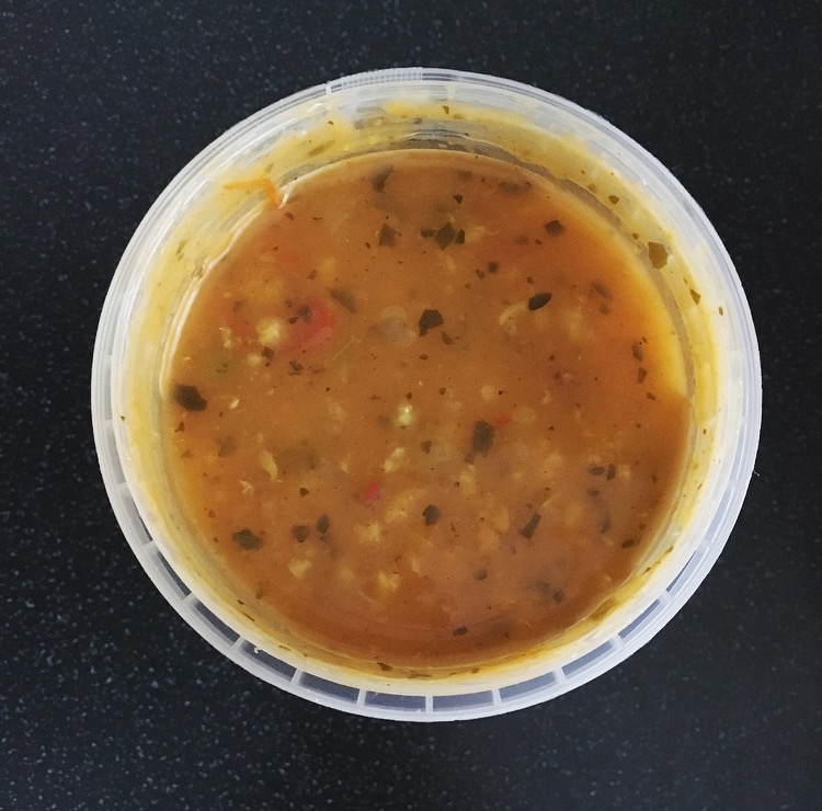 Glorious! Soup Spanish Paella