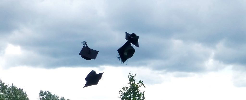 Graduation: Reflecting 4 Years On
